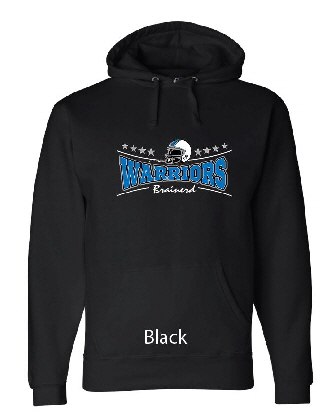 8824 brainerd warrior sweatshirt