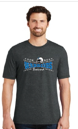 dm130 warrior football tri t